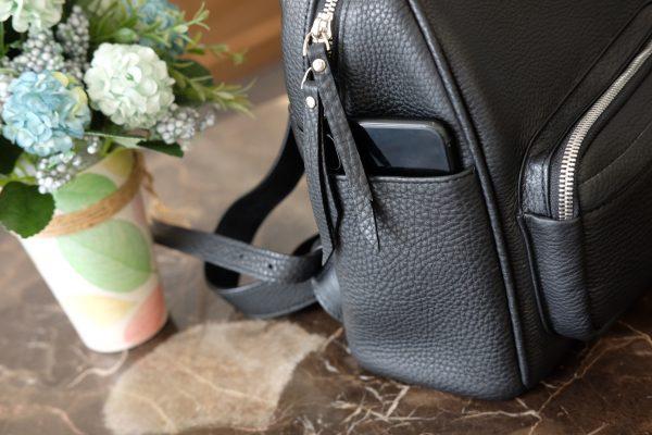 b 14 - MINK Leather
