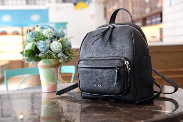 b 5 - MINK Leather