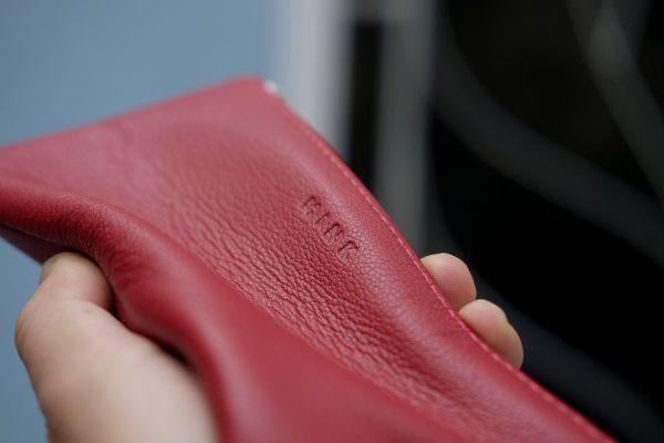KY25 đỏ dê 5 - MINK Leather