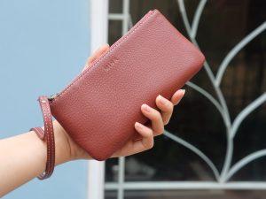 KY25 đỏ gạch 1 - MINK Leather
