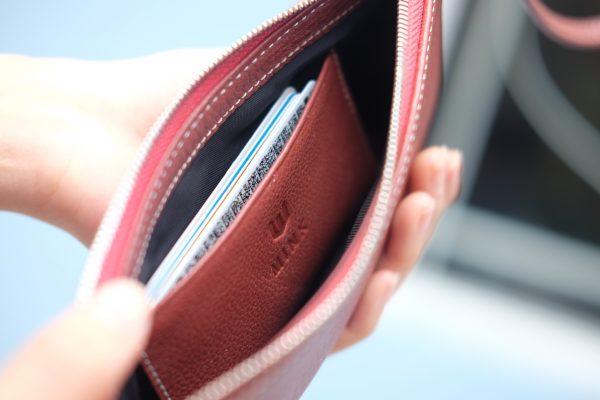 KY25 đỏ gạch 4 - MINK Leather
