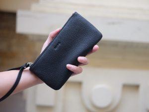 KY25 đen 1 - MINK Leather