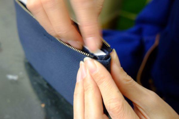 KY25 chung 3 - MINK Leather