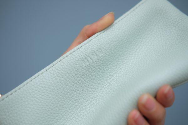 KY25 xanh bạc hà 3 - MINK Leather