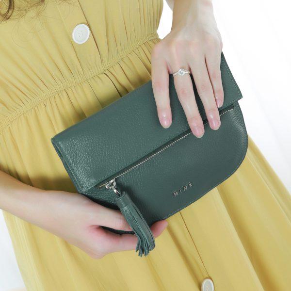 HALE1430 - MINK Leather