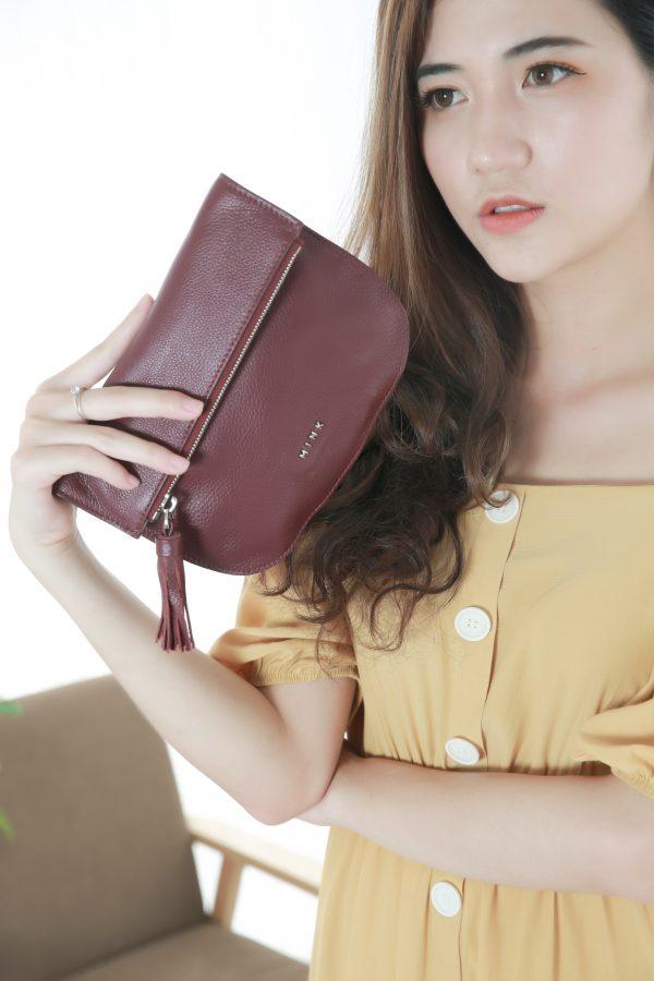HALE1442 - MINK Leather