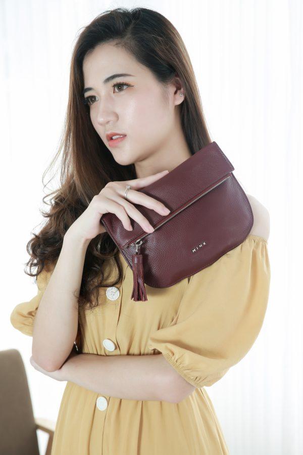 HALE1445 - MINK Leather