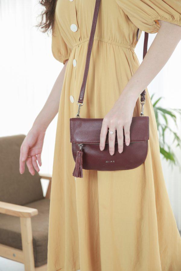 HALE1466 - MINK Leather