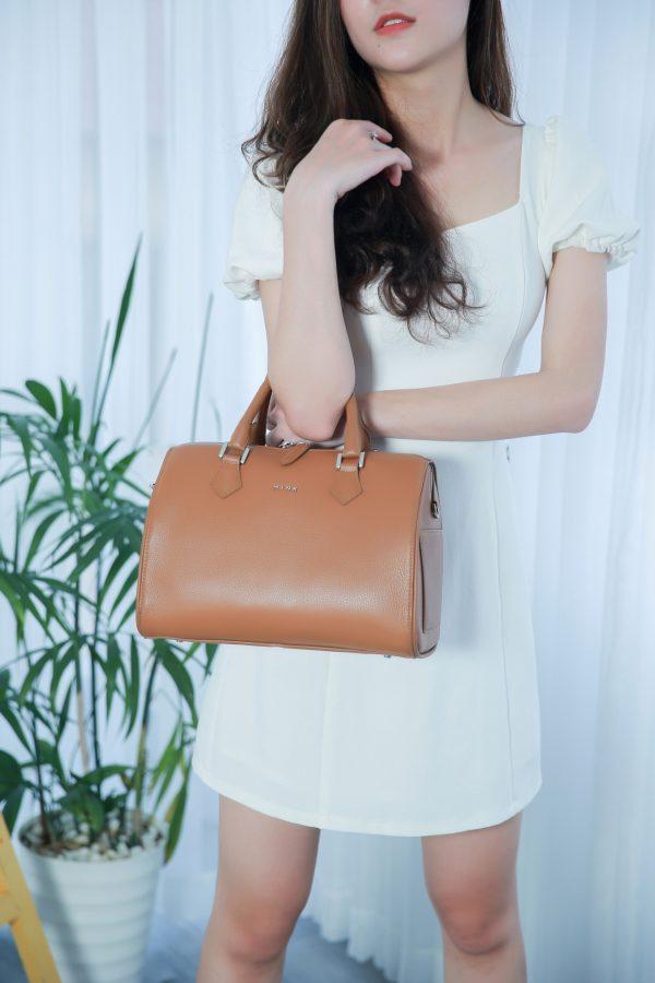 HALE1633 - MINK Leather