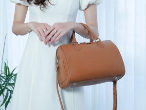 HALE1655 - MINK Leather
