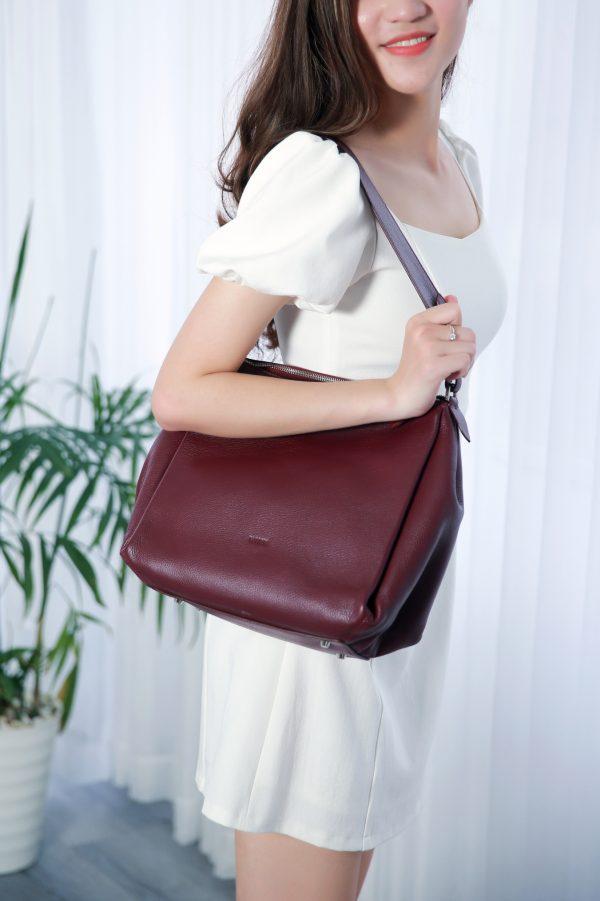 HALE1660 - MINK Leather