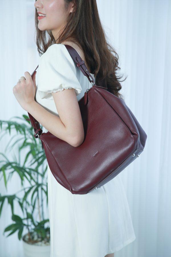 HALE1671 - MINK Leather