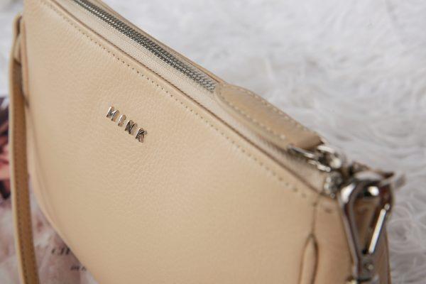HALE3038 - MINK Leather