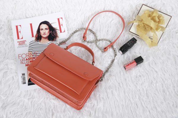 HALE3160 - MINK Leather