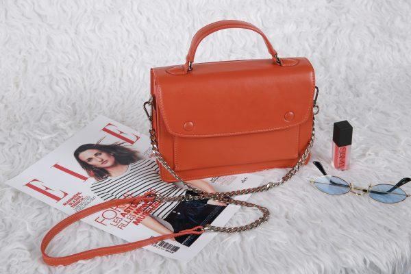 HALE3207 - MINK Leather