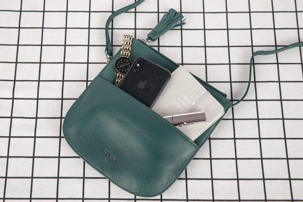 HALE3324 - MINK Leather