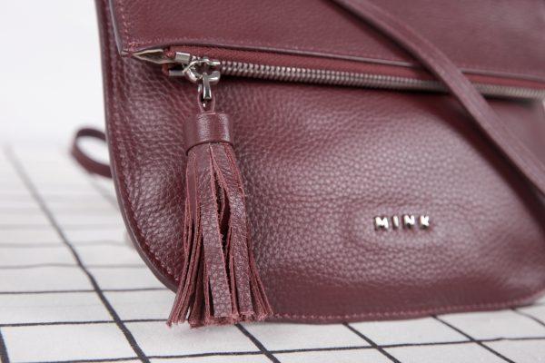 HALE3370 - MINK Leather