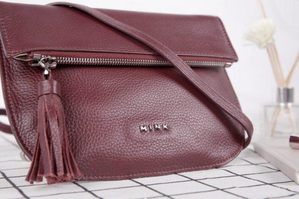 HALE3373 - MINK Leather