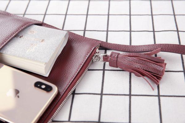 HALE3394 - MINK Leather