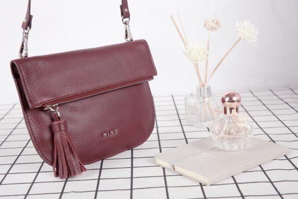 HALE3406 - MINK Leather
