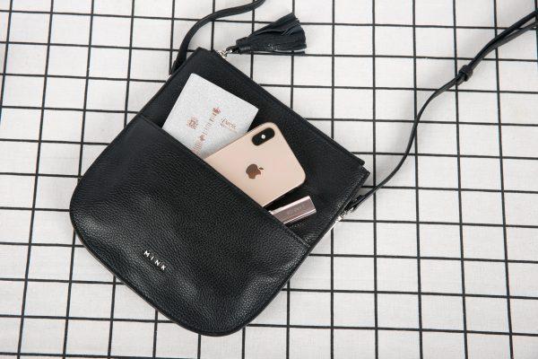 HALE3462 - MINK Leather