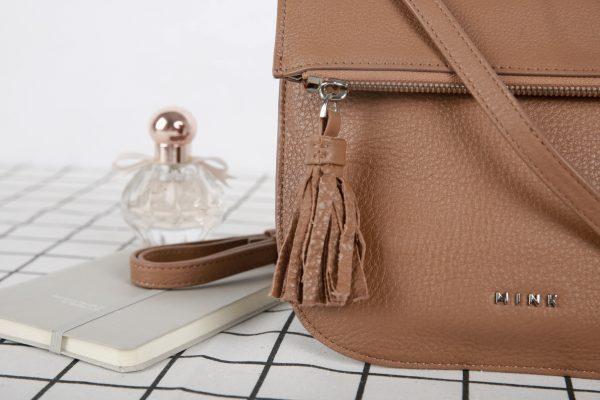 HALE3549 - MINK Leather