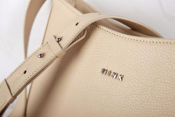 HALE3668 - MINK Leather