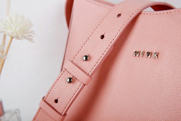 HALE3698 - MINK Leather