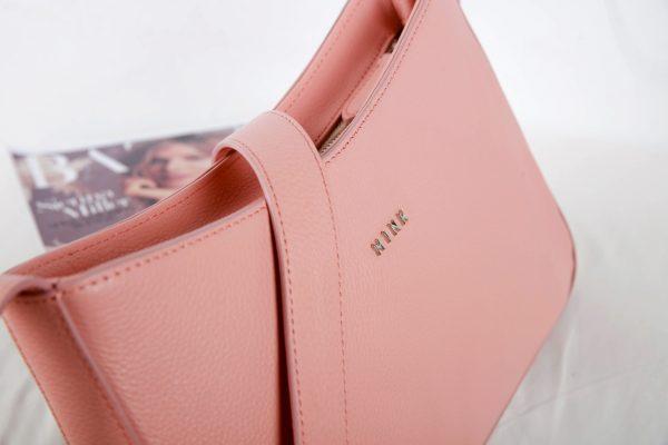 HALE3721 - MINK Leather