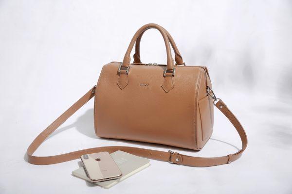 HALE3874 - MINK Leather