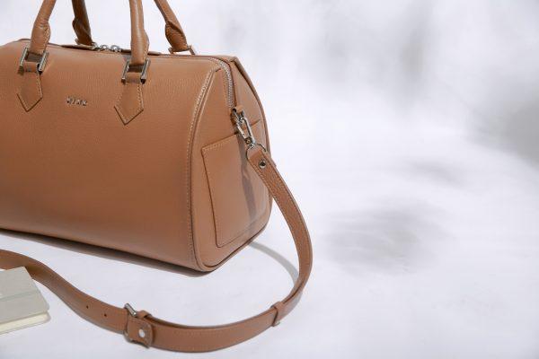 HALE3886 - MINK Leather
