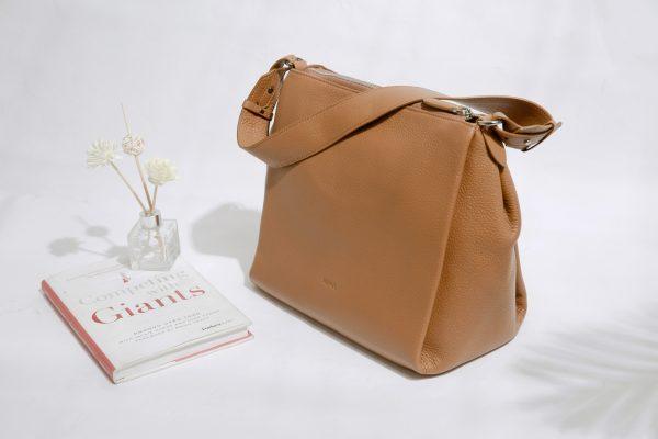 HALE4007 - MINK Leather