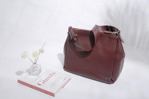 HALE4151 - MINK Leather