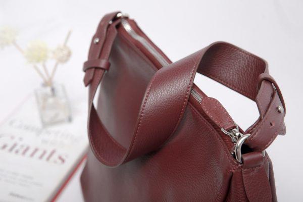 HALE4162 - MINK Leather
