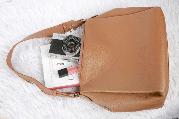 HALE4374 - MINK Leather