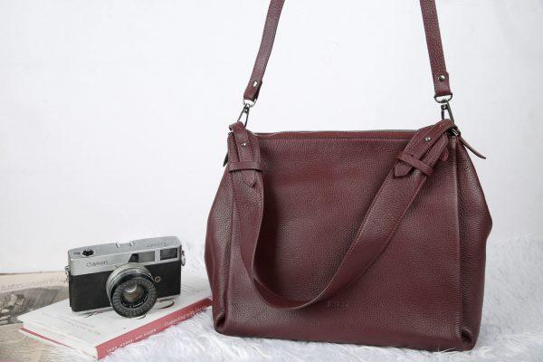 HALE4407 - MINK Leather